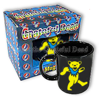Grateful Dead - Dancing Bear Coffee Mug