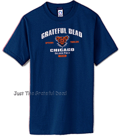 Grateful Dead - Tour Issue Chicago T shirt