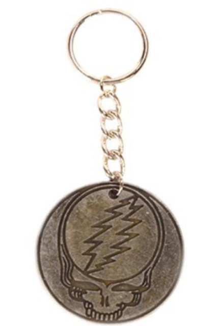 Grateful Dead - Steal Your Face Metal Keychain