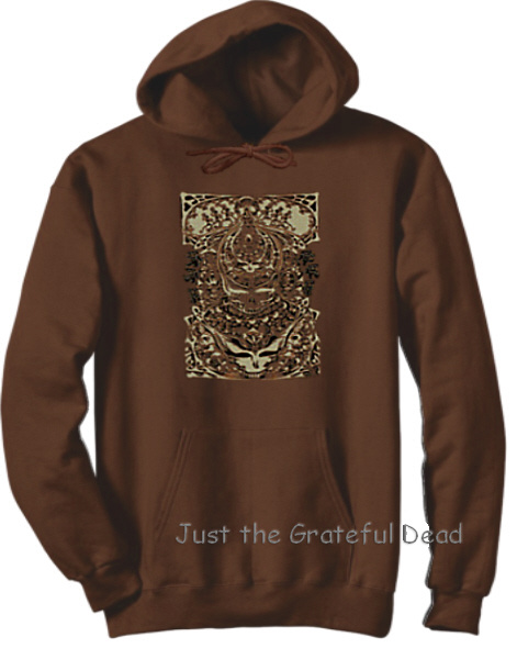 Grateful Dead - Aiko Pullover Larger Size Hoodie