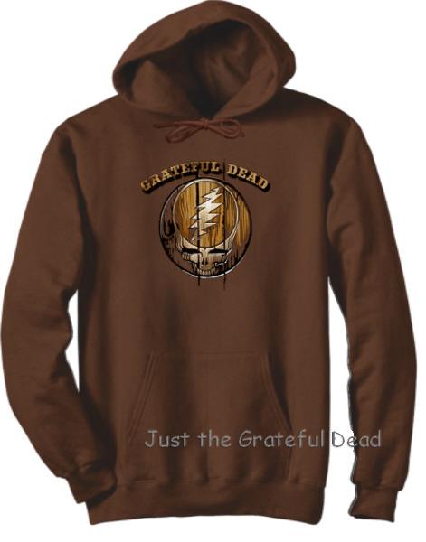 Grateful Dead - Dead Brand Hoodie
