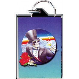 Grateful Dead - Grateful Dead 1 Keychain
