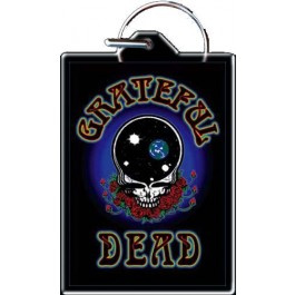 Grateful Dead - Space Your Face Keychain