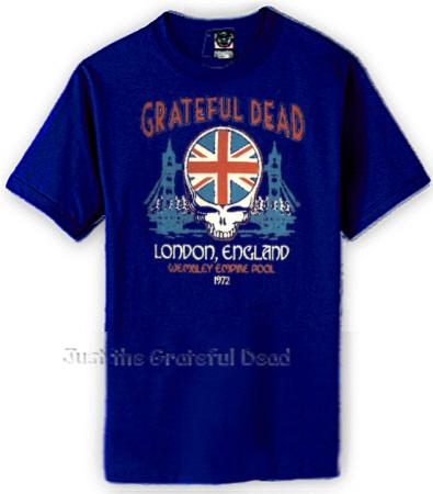 Grateful Dead - Wembley Empire Pool T-Shirt