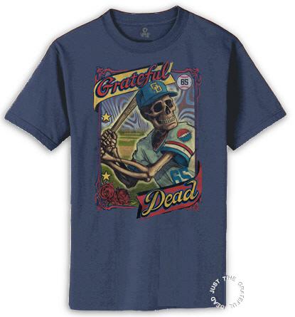Grateful Dead - GD On Deck T shirt