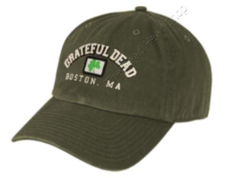Grateful Dead - Boston '91 Tour Issue Hat