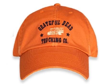 Grateful Dead - Truckin' Adjustable Hat