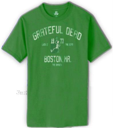 Grateful Dead - Tour - The Garden T Shirt